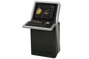 JMR-7200 Radar MFD